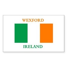 Wexford Ireland Decal