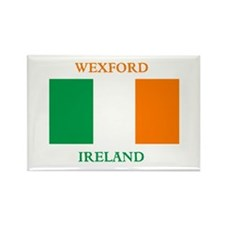 Wexford Ireland Rectangle Magnet