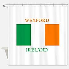Wexford Ireland Shower Curtain