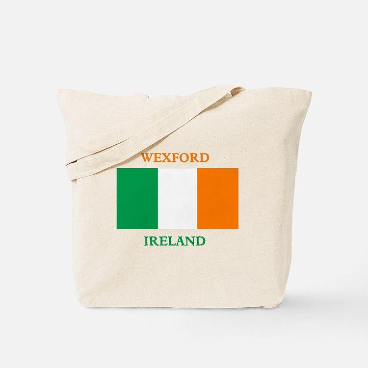 Wexford Ireland Tote Bag