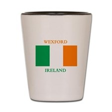 Wexford Ireland Shot Glass