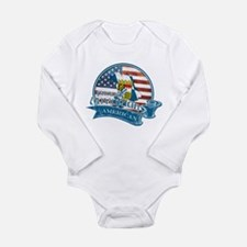 Proud Bavarian American Body Suit