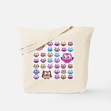 Owls! Tote Bag
