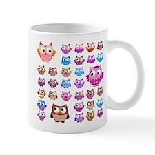 Owls! Mug