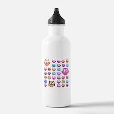 Owls! Water Bottle