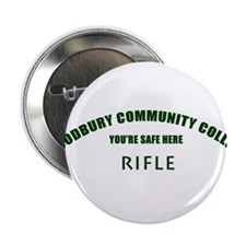 "Woodbury CC Rifle Team - You're Safe3 Here 2.25"" B"