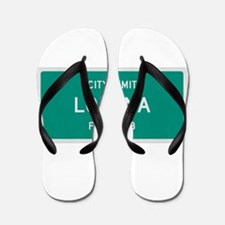 Lorena, Texas City Limits Flip Flops