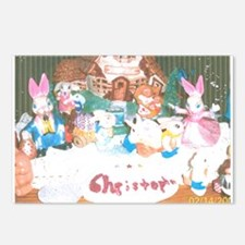 Happy Easter/Passover Christopher. Postcards (Pack