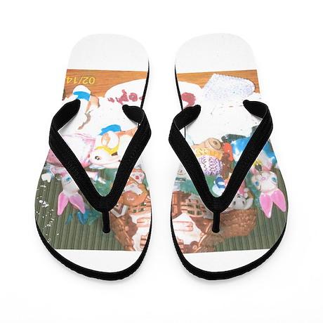 Happy Easter/Passover Christopher. Flip Flops