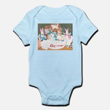 Happy Easter/Passover Christopher. Infant Bodysuit