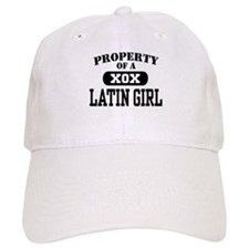 Property of a Latin Girl Baseball Cap