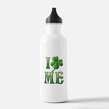 I Love Maine Water Bottle
