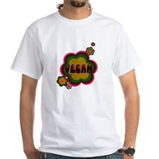 Retro vegan Shirt