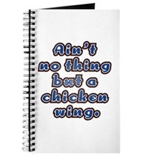Chicken Wing Journal
