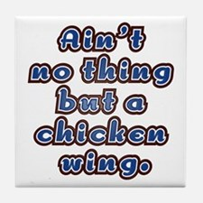 Chicken Wing Tile Coaster