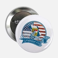 "Proud Bavarian American 2.25"" Button"