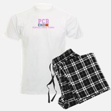 Pensacola Beach - Nautical Design. Pajamas