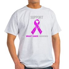 Breast Cancer Support Shirt T-Shirt