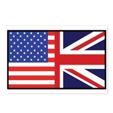 USA/Britain Postcards (Package of 8)