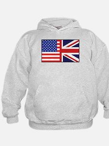 USA/Britain Hoodie