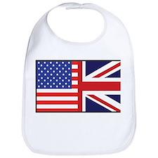 USA/Britain Bib