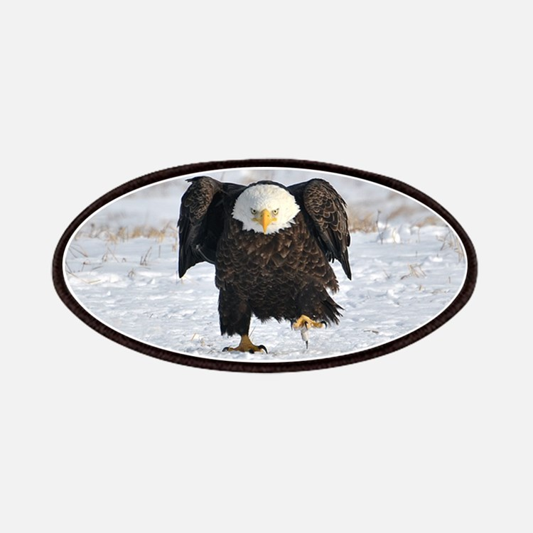Eagle with an attitude Patches