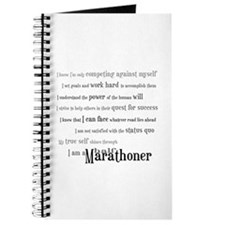 I'm a Half Marathoner Journal