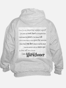 I'm a Half Marathoner Hoodie
