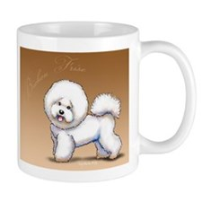 bichon words Mug
