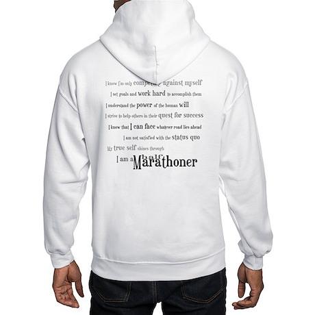 I'm a Half Marathoner Hooded Sweatshirt