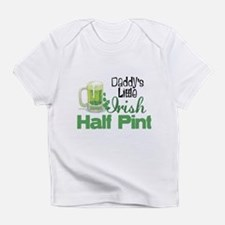 Cute Irish baby Infant T-Shirt