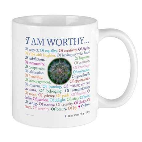 Personal Affirmations Mug