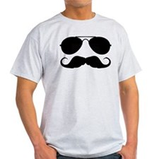 Macho Mustache T-Shirt