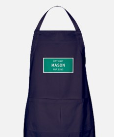 Mason, Texas City Limits Apron (dark)