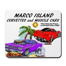 marco island corvettes and muscle cars