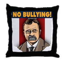 No Bullying Throw Pillow