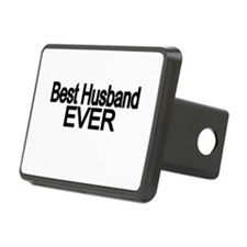 Best Husband Ever Hitch Cover