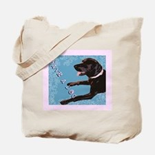 Save A Dog Tote Bag