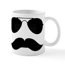 Macho Mustache Mug
