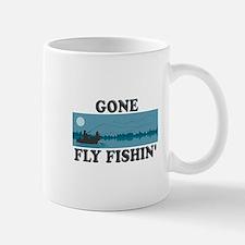 Gone Fly Fishin' Mug