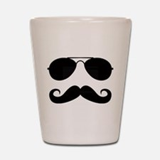 Macho Mustache Shot Glass