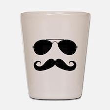 Macho Mustache Shot Glass