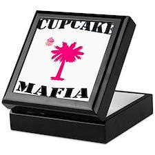 Crave Cupcake Boutique Mafia Keepsake Box
