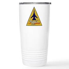 F-111 Aardvark Travel Coffee Mug