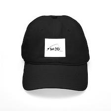 Gone Fishin' Baseball Hat