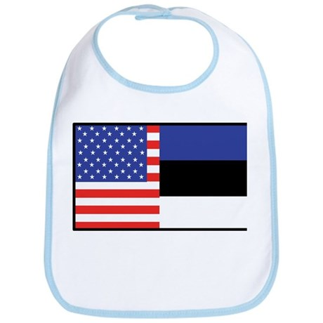 USA/Estonia Bib