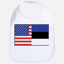 USA/Estonia Bib