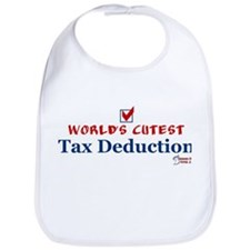 Cutest Tax Deduction Bib