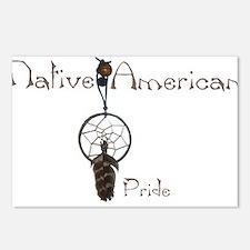 Native American Pride Postcards (Package of 8)