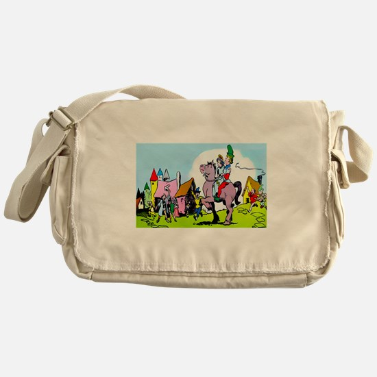 Jack the Giant Killer Princess Messenger Bag